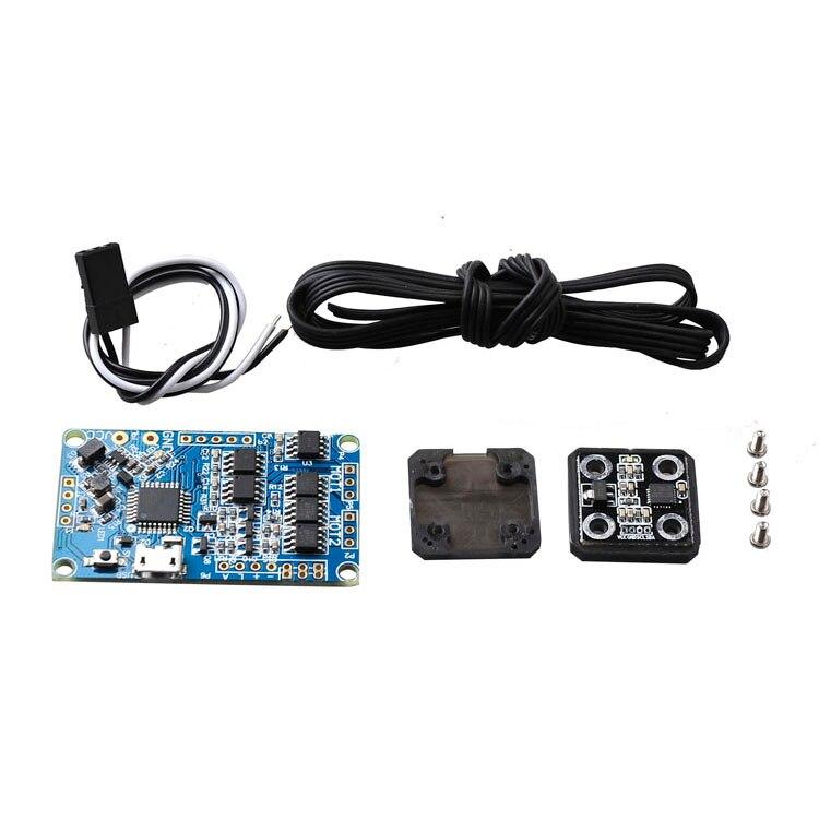 HMBGC V2.0 3-asse Regolatore del Giunto Cardanico Piastra di Controllo di Bordo + Modulo con Sensore per il FAI DA TE FPV Quadcopter Drone