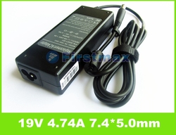 Voor HP 19 V 4.74A laptop charger pavilion dv6 6910 P CQ40 ac adapter voeding PPP014L-S PPP012D-S PPP012L-S