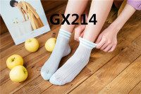 2018 new arrive fashion Women socks high quality 8pcs/set GX214/GX215