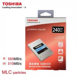Original TOSHIBA 240GB Internal Solid State Drive Q200EX MLC 2.5