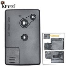 Keyecu para nissan teana (modelo antigo) substituição 3 botão remoto inteligente caso do escudo da chave do carro fob