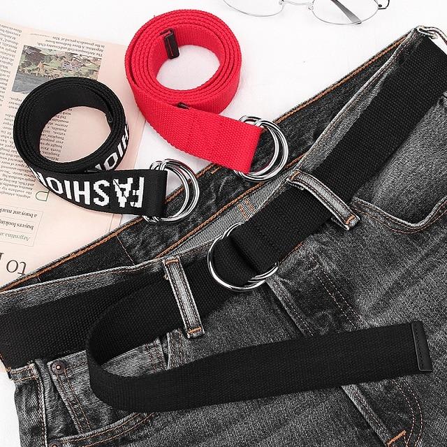 BAIEKU canvas man   belt   fashion weaving   belt   Plus   belt   Men&women universal leisure   belts   for jeans long 105-150cm tactical