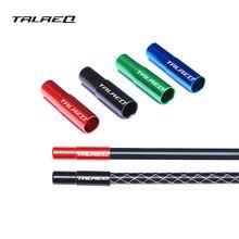 10 шт. 4 мм 5 мм Алюминий MTB тормоза дорожного велосипеда кабель кепки красочные сдвиг Кабель Велосипедный переключатель Перестановка Кабель наконечники