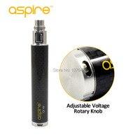 New Design Original Aspire CF VV Battery Ego Variable Voltage Aspire CF VV Aspire 1000mah 1300mah 1600mah Free Shipping