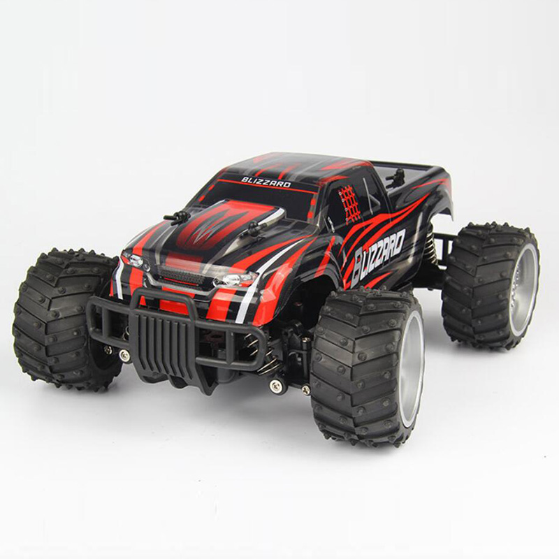 1/16  Remote Control Car Motors Drive Model For Children! OFF-ROAD OR RALLY CAR 4WD Vehicle Toy High Speed solomon s oyelere model predictive control schemes for autonomous ground vehicle