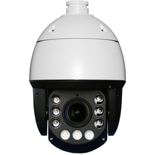 2.0MP IR Network Speed Dome 18X ZOOM Waterproof CCTV PTZ High-speed ball  1080P High Speed Dome Camera