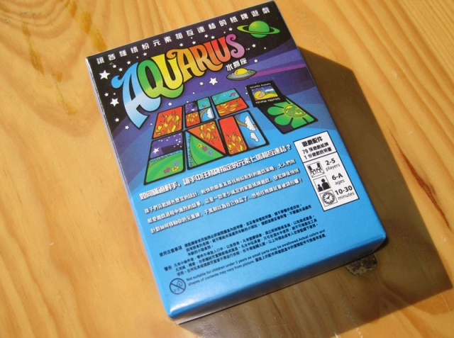Aquarius Card Game Family Game toy Popular Strategy Party Funy Flowers children present  ...
