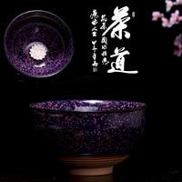 2016 Top Fashion Limited Teapot Gaiwan Tea Wholesale Lamp Cup Really Tianmu Whitebait Hand Inlaid Lotus Silver Individual