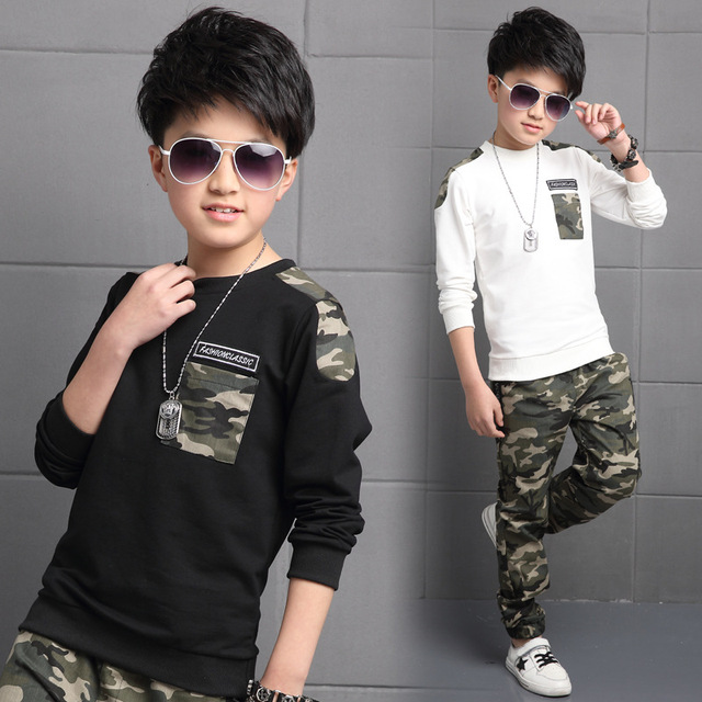 Boys Clothing Set Children Clothing Sets Kids Clothes Boy Suits For Boys Clothes Spring Summer Autumn Kids Sport Tracksuit 2018