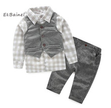 6708f1bba3c6 Buy wedding baby boy clothing set and get free shipping on ...