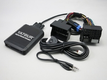 Yatour YT-M07 for iPod iPhone USB SD AUX Digital Media Changer For Renault VDO/Blaupunkt quadlock 12pin fakra 2009+ Car MP3 Play