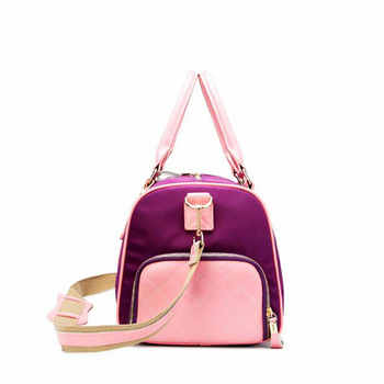 New Style Women Oxford Gym Bag Large Capacity Ladies Shopping Working Handbag Multifunctional Waterproof Dry Bag Girl Yoga Bags