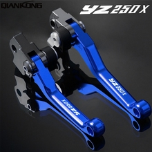 Dirt bike brakes Motorcycle Brake Clutch Levers FOR Yamaha YZ250X YZ 250X 2016 2017 2018 2019