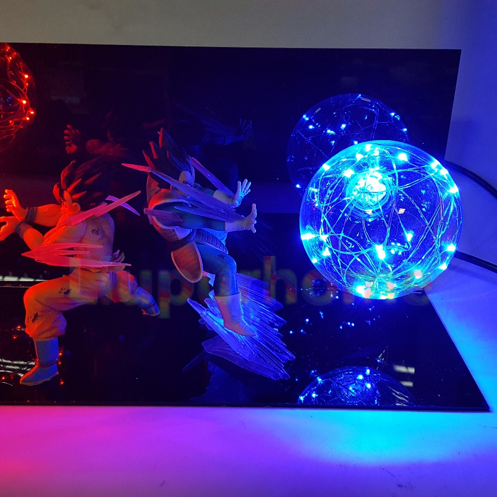 Dragon Ball LED Desk Lamp 3