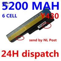 Laptop Battery For LENOVO IBM 45K2221 L08O6D01 L08S6D01 IdeaPad V430a V450a Y430
