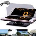 EHEAR Navegación GPS Del Teléfono Móvil Proyector Car HUD Head Up Display Holder Plegable Transparente Soporte de Montaje del soporte para Los Teléfonos