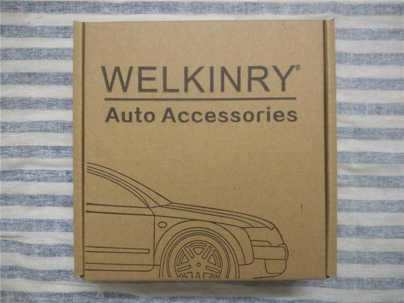 WELKINRY Авто покрытие Стайлинг для Lexus NX ABS хром автомобильное сиденье регулировка ручка кнопки переключения крышка литье отделка
