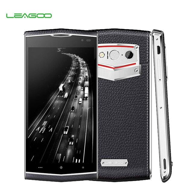 Мобильный телефон LEAGOO V1, процессор MT6753 восемь ядер, 5,0-дюймовый экран, Android 5.1, ОЗУ 3 Гб, постоянная память 16 Гб, сотовый телефон 4G LTE со сверхбыстрым снятием отпечатка пальца 13 мегапикселей