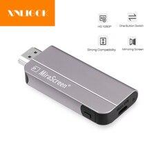 Mira Экран K2 1080 P HD 2,4 г Wi-Fi ТВ Stick Беспроводной HDMI ключ Miracast Airplay DLNA Экран зеркалирование Дисплей приемник