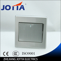 Luxury Wall Switch Panel, Light Switch,1 Gang 1 Way Push Button 16A,110~250V, 220V