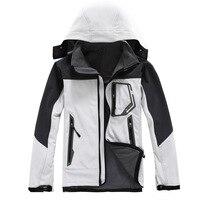 Wholesale Wind Resistant Jacket Custom Outdoor Sportswear Men S Clothing Jacket Soft Shell Jacket Fleece Left