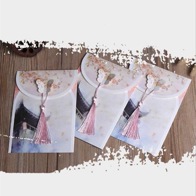 30pcs/lot Formal Business Envelope Black White Craft Paper Envelopes The wedding invitation envelope retro creative