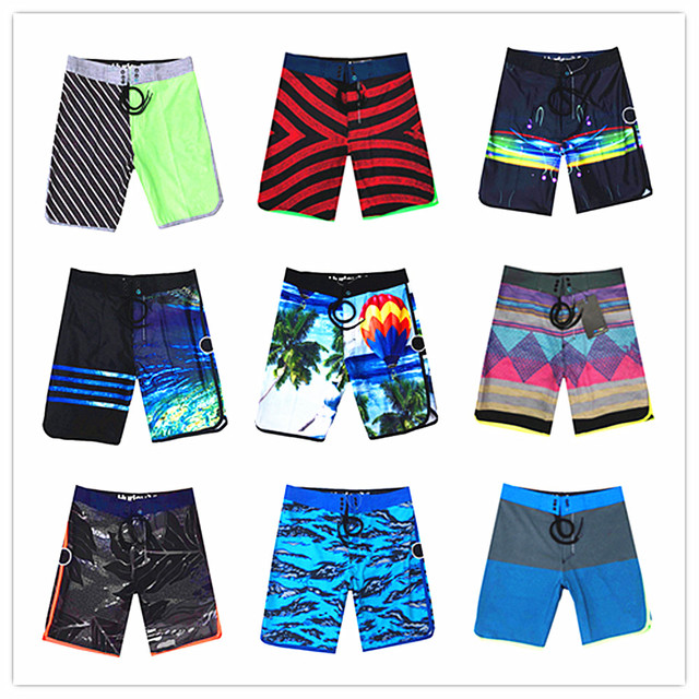 4db55cd212 Spring Summer 2018 Brand Phantom Swimwear Elastic Men 100% Quick Dry Male  Board Short Sexy Couple Shorts Mens Hawaiian Shorts