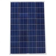 100 W 12 V A Grade Policristalino Módulo Solar Panel Solar para 12 V Batería RV barco, coche, Sistema Solar