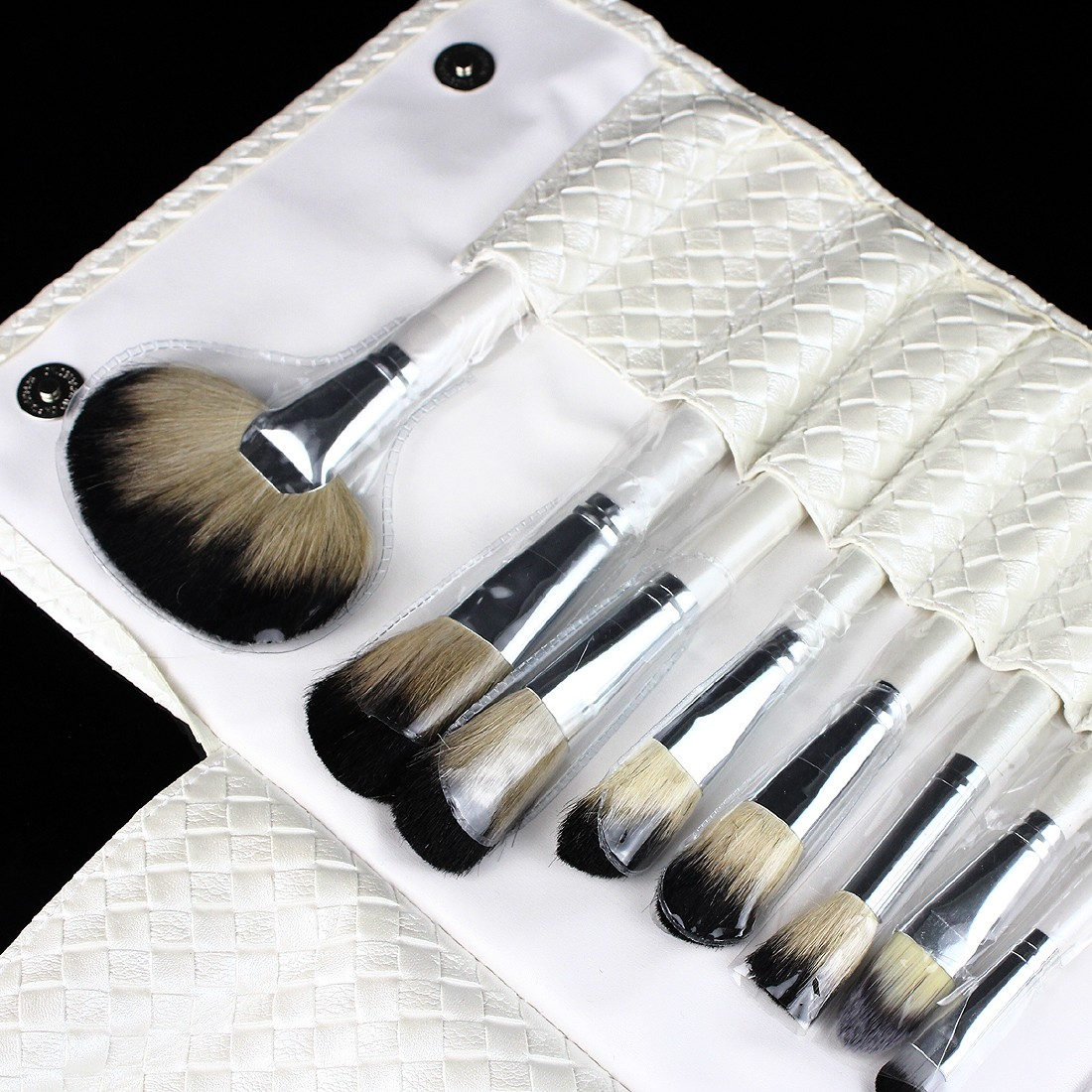 2016 hot sale Makeup Brushes Cosmetic Tool Kit Eyeshadow Powder Brush Set+ Case 36 Pcs/set best price mgehr1212 2 slot cutter external grooving tool holder turning tool no insert hot sale brand new