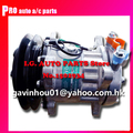 HIGH QUALITY SANDEN 7H15 AC Compressor for EXCAVATOR 1B 24V