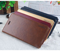 Crazy Horse Leather case for iPhone 6 Plus, Wallet Card Slots case for iPhone 6Plus 5.5''