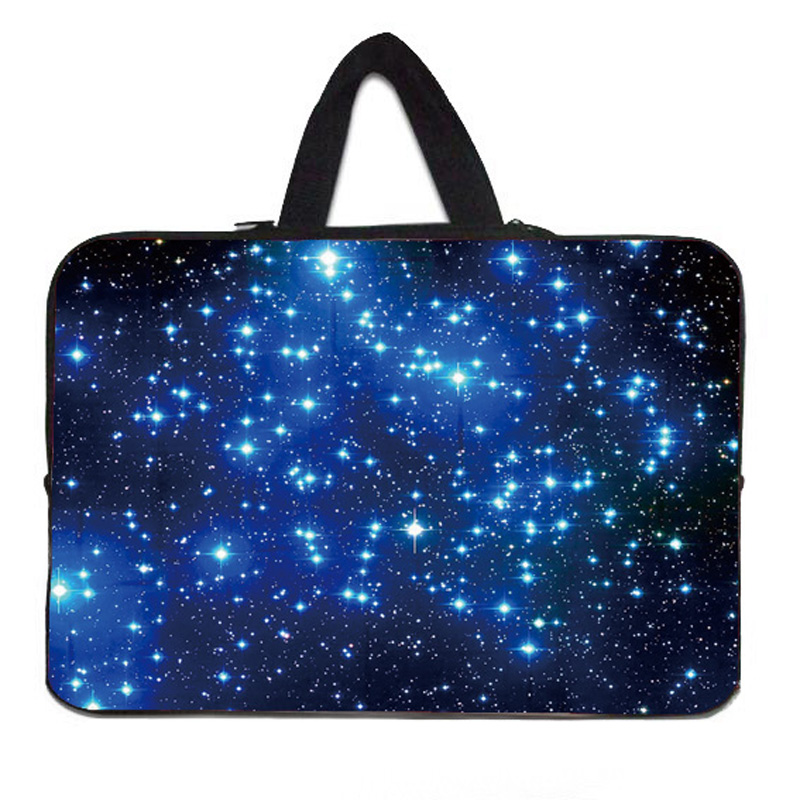 Magic Stars Beauty Bag 12 inch Handbag Boys Girls Zipper Shockproof Sleeve Bag Cover Pouch For Macbook Air 11.6