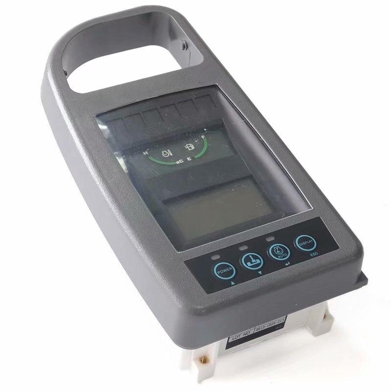 Livraison gratuite! pièces d'excavatrice Daewoo DH225-7 moniteur/Doosan S220LC-V moniteur assy/LCD jauge moniteur panneau 539-00048/539-00048G