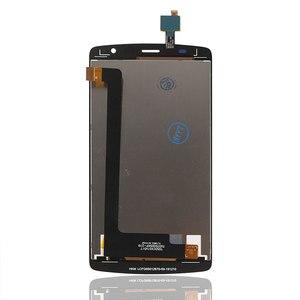 Image 4 - Kolor dla ZTE Blade L5 wyświetlacz LCD i ekran dotykowy, aby dobrze ekran wymiana Digitizer zgromadzenia z narzędziami do ZTE Blade telefon komórkowy