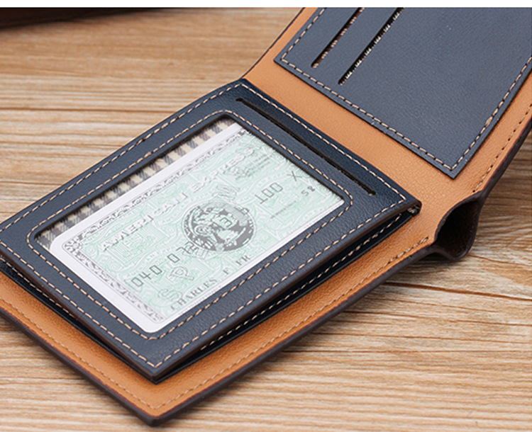 HTB1NjHaainrK1RjSsziq6xptpXaN Top 2019 Vintage Men Leather Brand Luxury Wallet Short Slim Male Purses Money Clip Credit Card Dollar Price Portomonee Carteria