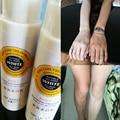 Instantaneamente Clareamento loção para o corpo Creme de Clareamento Rosto Creme Facial da pele Do Corpo, protetor solar, à prova d' água, pescoço branqueamento emulsão
