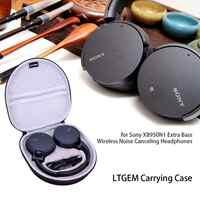 LTGEM EVA Hard Case for Sony XB950N1 Extra Bass Wireless Noise Canceling Headphones