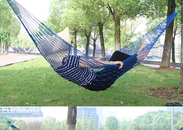 1pc sleeping hammock portable garden outdoor camping travel furniture mesh hammock swing sleeping bed nylon 1pc sleeping hammock portable garden outdoor camping travel      rh   aliexpress