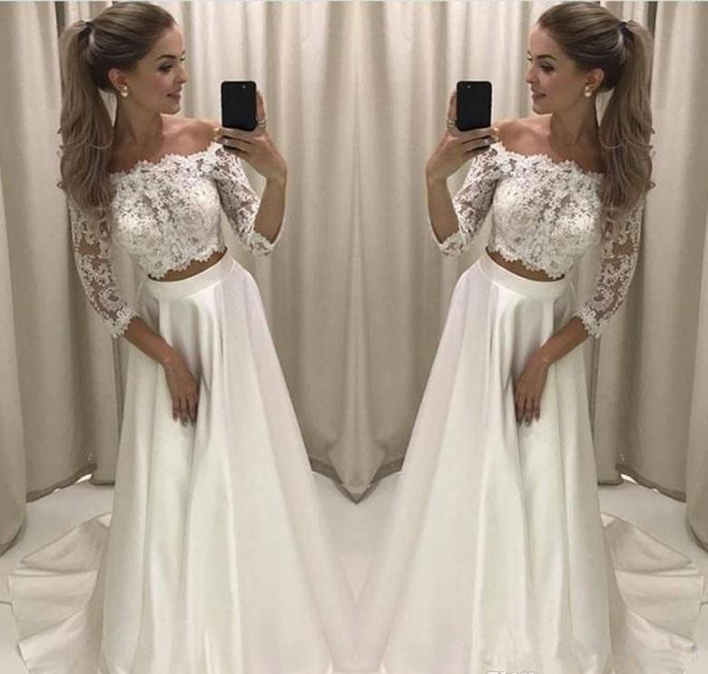 Weddings & Events Collection Here Rose Moda Cap Sleeves Chiffon Beach Wedding Dress 2019 Backless Destination Bridal Dresses Reception Dress