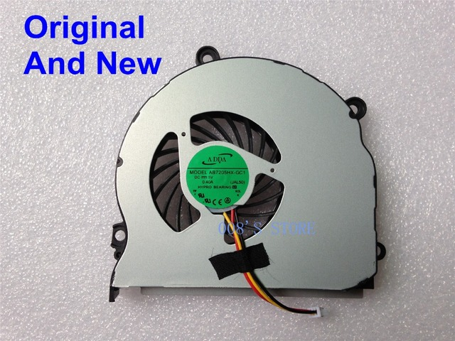 Original Laptop CPU Cooling Fan For Samsung NP350E7C NP350V5C NP355E4C NP355E5C NP355V4C NP355V4X NP355V5C ADDA AB08005HX10K300