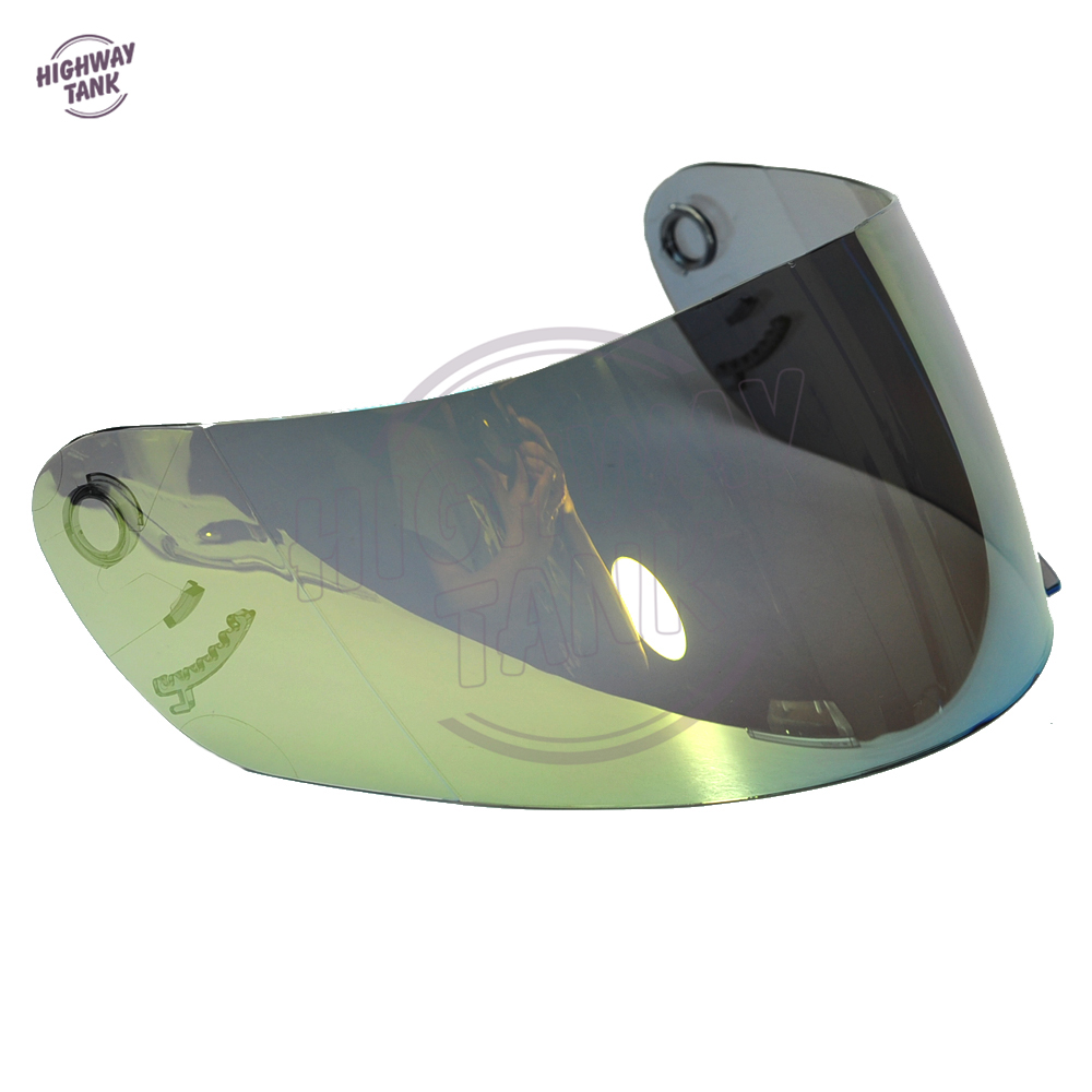8 Colors Iridium Алтын Мотоциклдік Дорба Visor - Мотоцикл аксессуарлары мен бөлшектер - фото 4