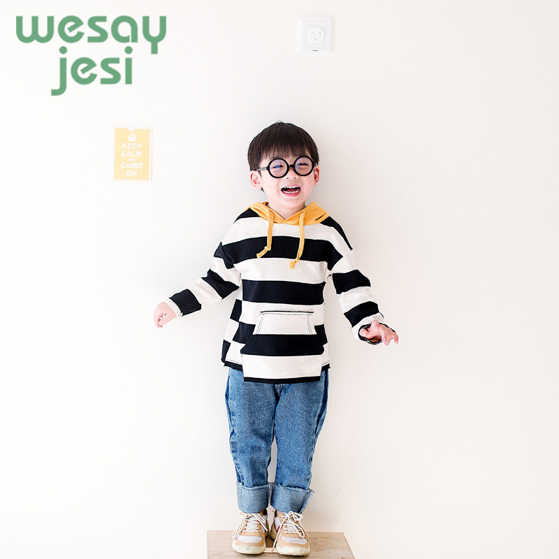 Baby Boy Clothes Girls Hoodies 2018 Fashion Kids Long Sleeve Casual T-Shirts Cotton Sweatshirts Toddler School Coat Outerwear