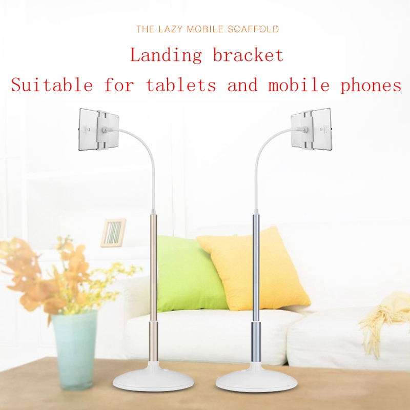 tablet stand Bendable Tablet PC Floor Stand 360 Rotation Bed Home Lazy People Holder for iPad Air Mini 4-12 inch tablet holder universal tablet stand holder for ipad 2 3 4 air mini for samsung lenovo lazy bed desk mount for 6 11 inch tablet pc