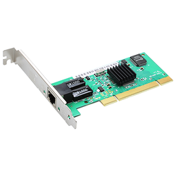 RTL8169 Gigabit Ethernet PCI home / office / diskless DOL karta sieciowa lan adapter