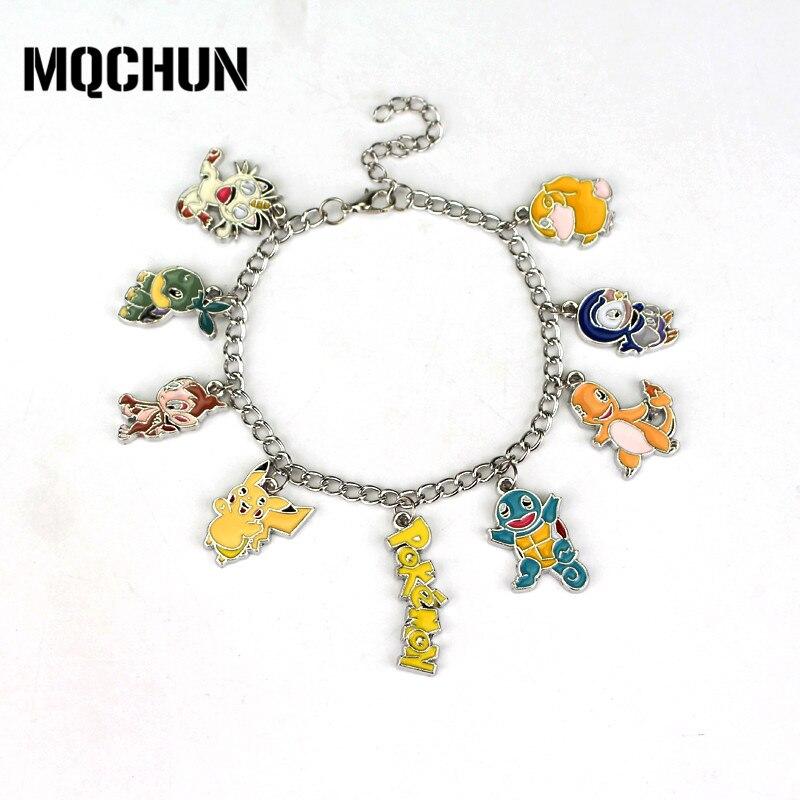 Fashion Cute Pokemon Pocket Monster Monster Pikachu Charizard Lucario - Նորաձև զարդեր