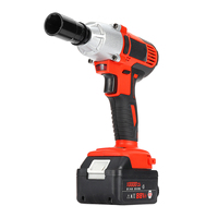 21V 10000mAh Lithium Battery Max Torque 330N.m Cordless Electrical Impact Wrench Cordless Drill power tools