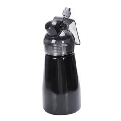 250Ml aluminiowy dozownik kremu  Blender dla smakoszy  dysza dekoracyjna ze stali nierdzewnej i plastikowa tubka do ciasta w Spieniacze do mleka od AGD na