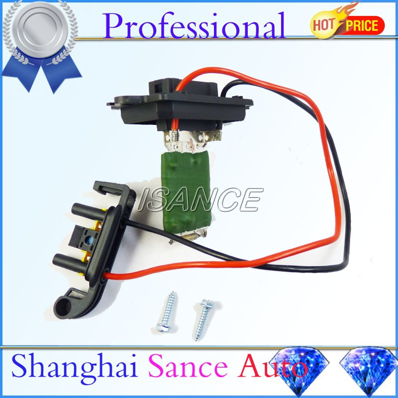 ISANCE Heater Blower Motor Resistor Air Conditioning