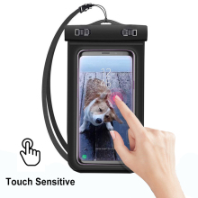 MAYROUND Swimming Bags Underwater Waterproof Case For Samsung Huawei Floating Phone Cover Bag Dry Pouch For Xiaomi iPhone X 8+