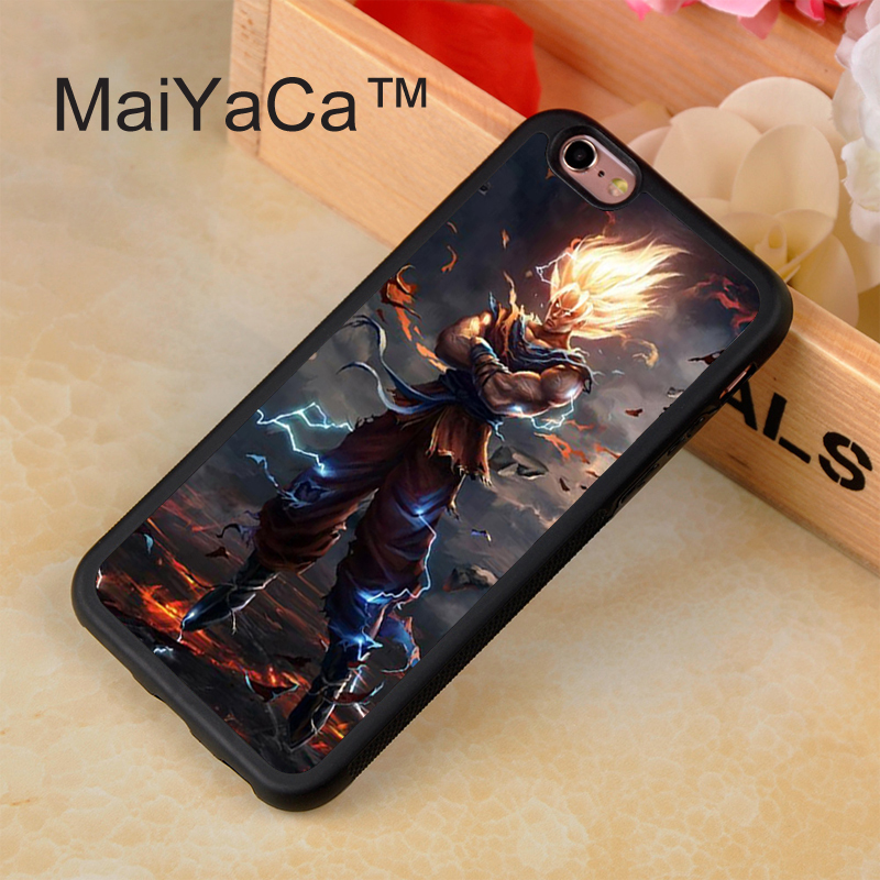 188_C1015_H3077_Free shipping DRAGON BALL Z GT Son Goku Bejita Mobile Phone Case Cover For iphone 4s 5s 5c 6 6 plus Cover free with gifts